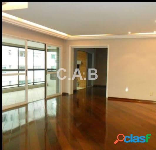 Apartamento no RESIDENCIAL CHATEAU em Alphaville- 4 quartos