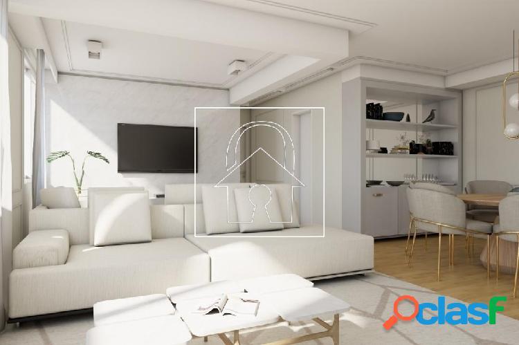 Apartamento à venda com 109m² em Moema