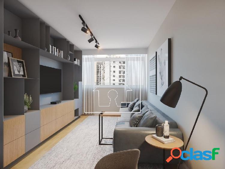 Apartamento à venda com 89m² no Jardim América