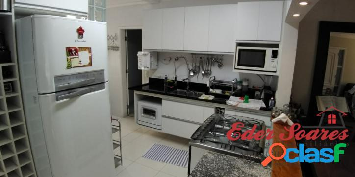 Apartamento á venda no Centro de Alphaville: estuda permuta