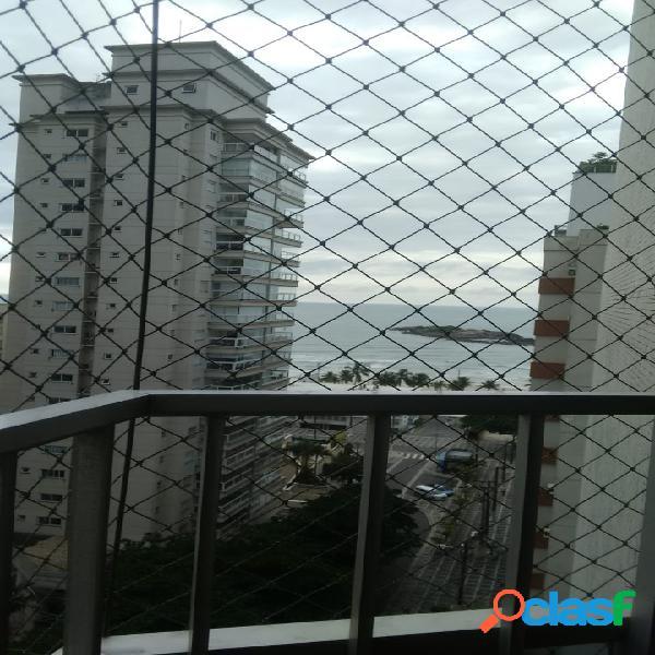 Apto. Guarujá 100 m² - Praia de Pitangueiras