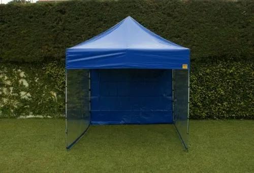 Barraca Tenda Para Eventos 2x2 Metros + 3 Fechamentos