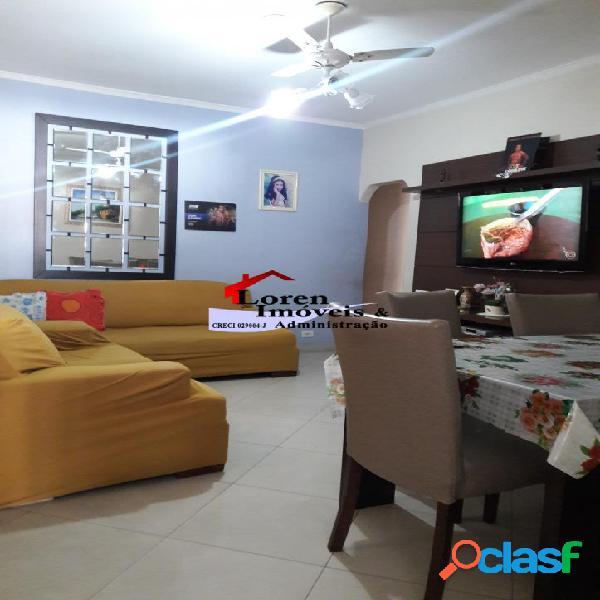 Casa 2 dormitórios Parque São Vicente!