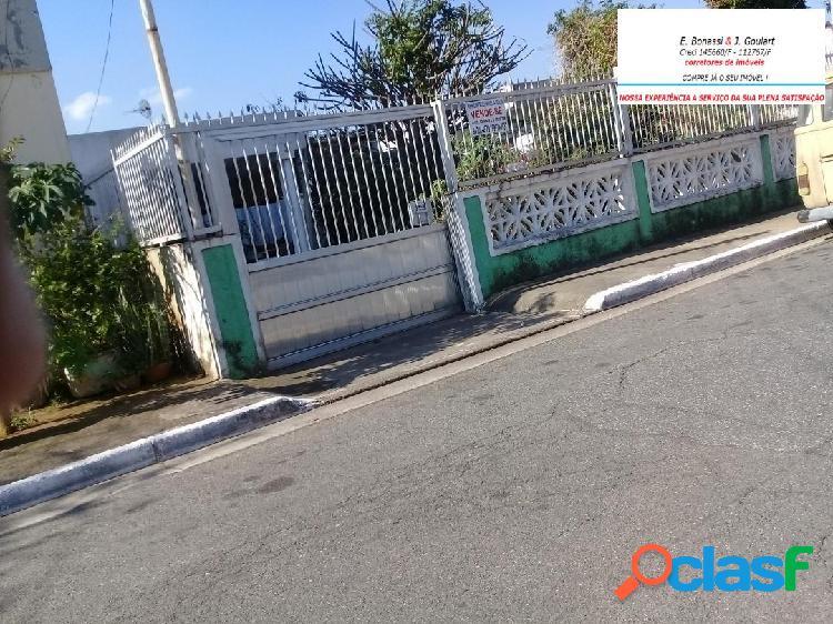 Casa Térrea, 2 dormitórios, 2 vagas - Jardim Cidália