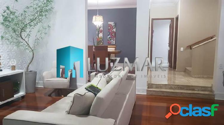 Casa em condomínio com 3 dormitórios no Horto do Ype