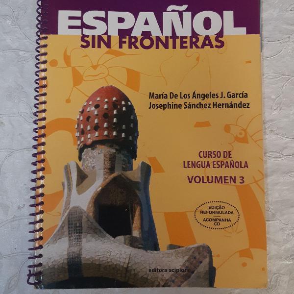Español Sin Fronteras - Volume 3