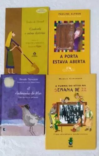 Lote Com 14 Livros Infanto Juvenis