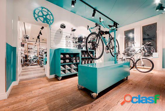 MRS Negócios - Vende Comercio de Bicicletas/Peças e