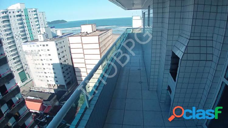 Res. Guariba VII - Apartamento com 2 dorms em Praia Grande -