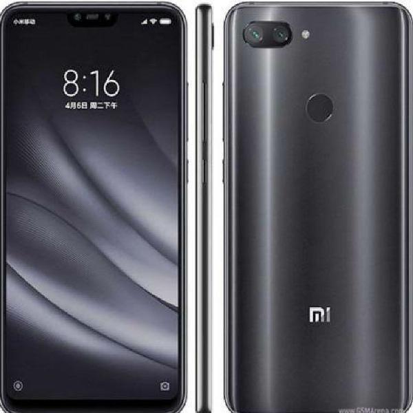 Smartphone Xiaomi MI 8 Lite 64GB Versão Global Desbloqueado