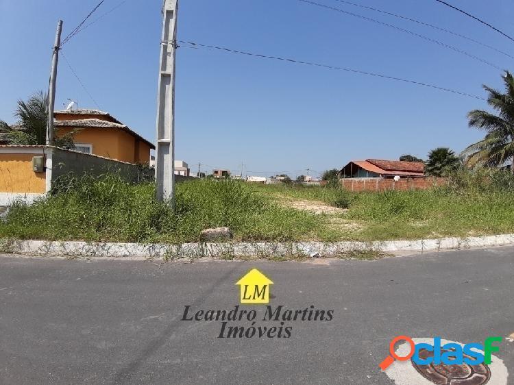 TERRENO DE 480 MTS (12X40) JÁ ATERRADO, EM RUA JÁ