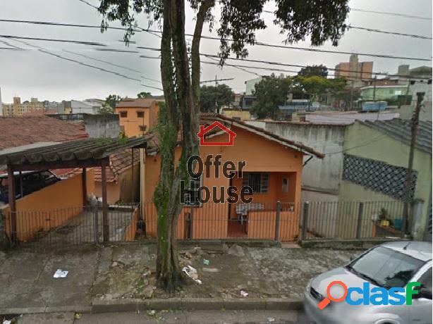Terreno com 241 m2 em Santo André - Parque das Nações por