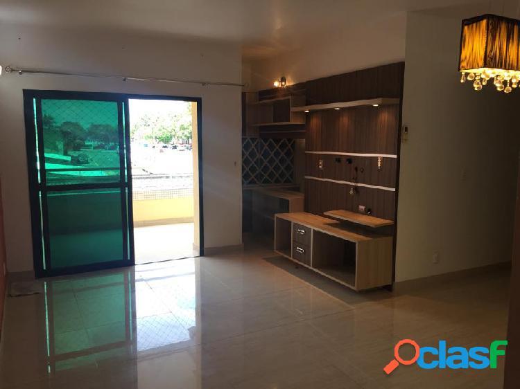 Vendo apartamento no Condominio Eldorado Park Semi Mobiliado