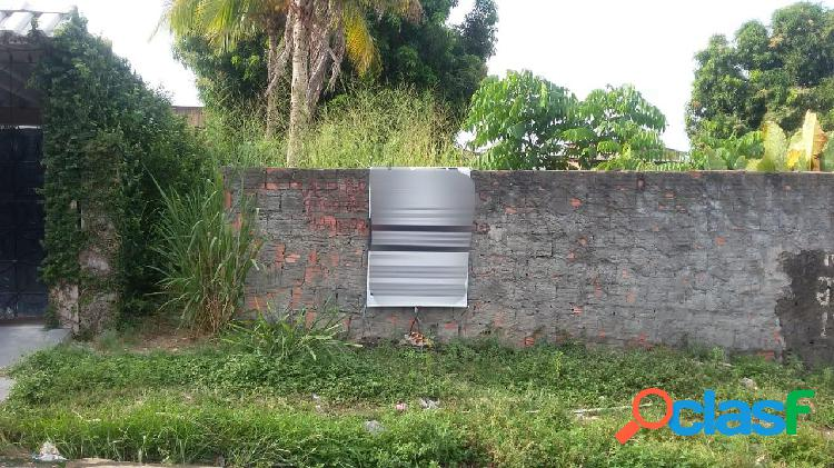 Vendo excelente Terreno localizado no bairro São Jorge.
