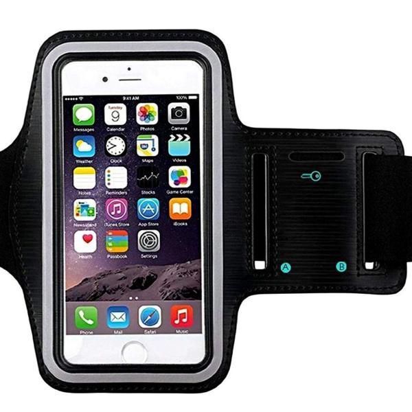 braçadeira celular suporte braço para iphone 6 6s 7 8