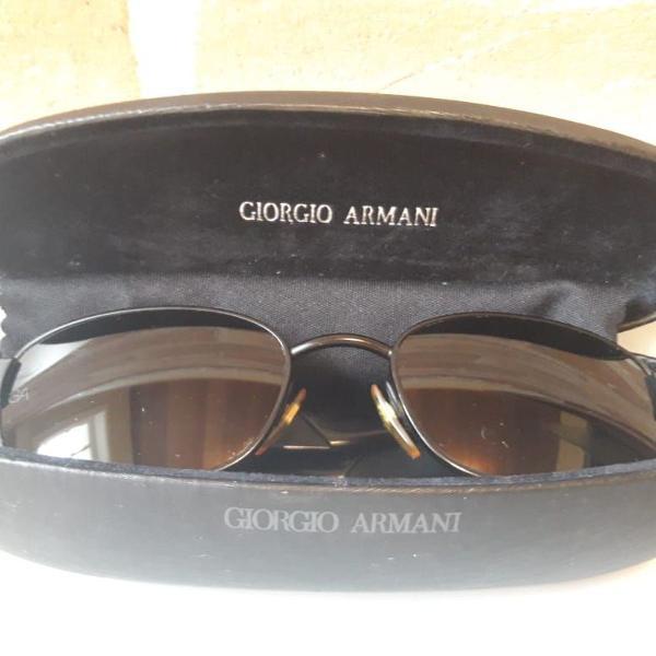 clássico óculos de sol vintage masculino italiano giorgio