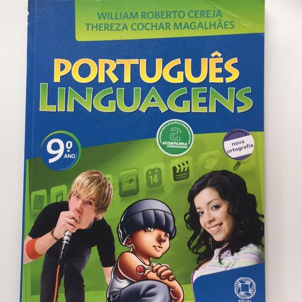 livro de português 9º ano