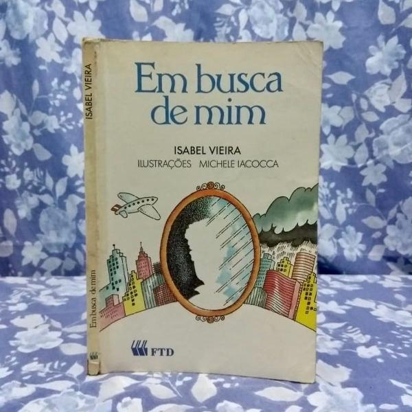livro: em busca de mim