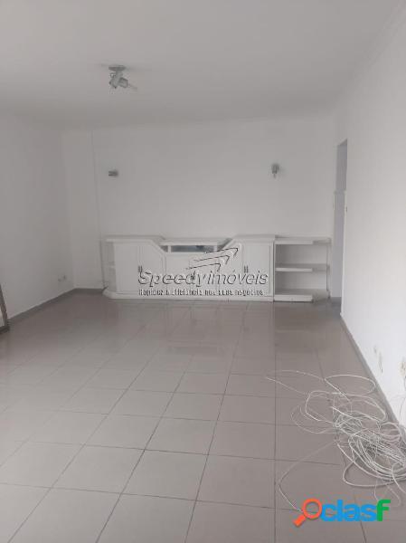 Apartamento para locação em Santos 3 dormitórios.
