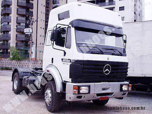 Mercedes-benz Axor 3340 S 6x4 2p (diesel)