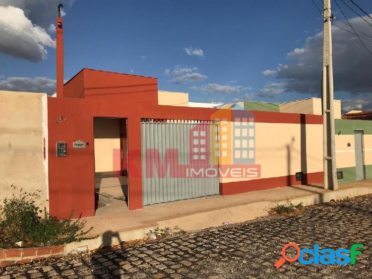 Vende-se linda casa pelo MCMV no bairro Alto do Sumaré