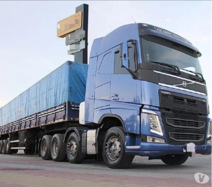VOLVO FH 500 8x2 Bitruck,Carreta Guerra FH540 480