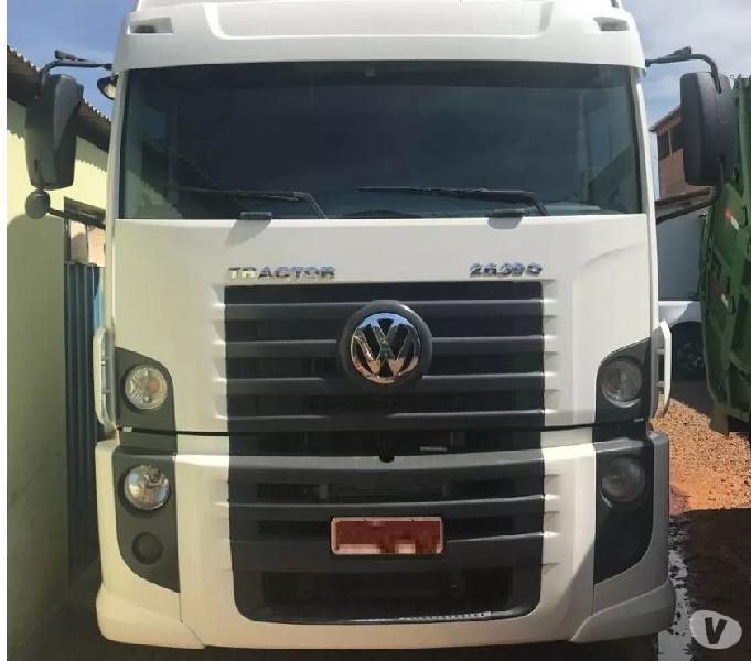 Volks Vw 26390 6x4 2012 Unico Dono Traçado