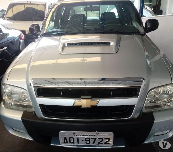 GM S10 CABINE DUPLA 2,4 FLEX 4 X 2 2009 COMPLETA