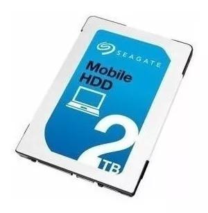 Hd Seagate 2000gb 2tb 128mb 2.5 6gb/s Sata3 Notebook Ps4 Ps3