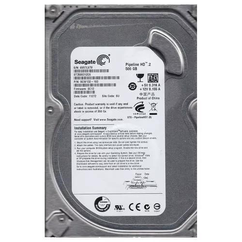 Hd Seagate 500gb Sata Dvr Desktop Novo Lacrado Pronta Entrga