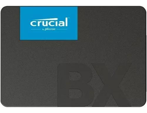 Hd Ssd 960gb Crucial Bx500 Sata3 540mb/s Novo Lacrado 12x
