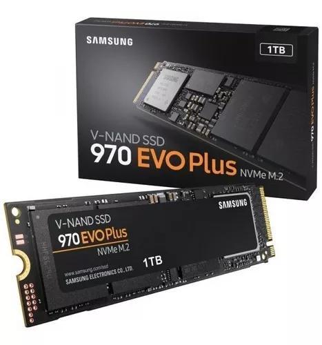 Ssd Samsung 970 Evo Plus 1tb 12xs