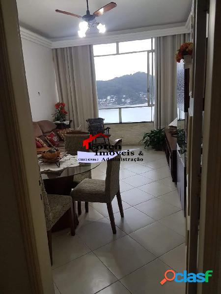 Apartamento 3 dormitórios Vista para o Mar Itararé Sv!