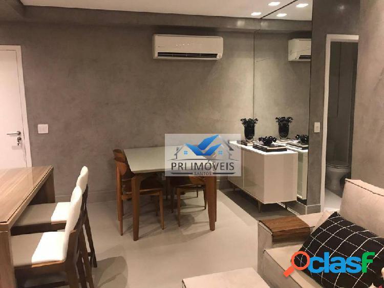 Apartamento à venda, 80 m² por R$ 799.000,00 - Gonzaga -