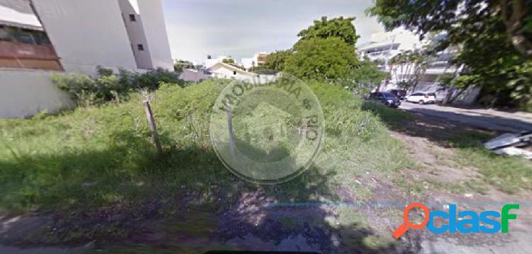 Terreno Padrão 711m², Recreio dos Bandeirantes Gleba A -
