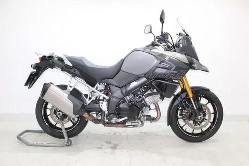 Suzuki V Strom 1000 Abs 2018 Cinza