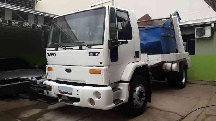 Ford Cargo 1317/ 1317 e T 2p (diesel)