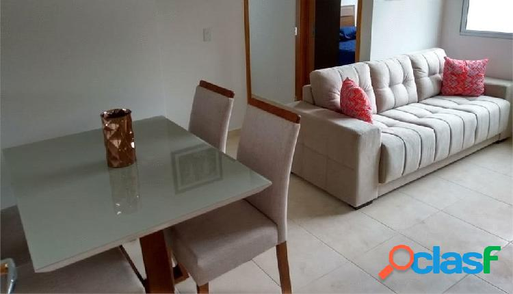 Prédio novo de apartamentos no bairro do Tremembé com 2