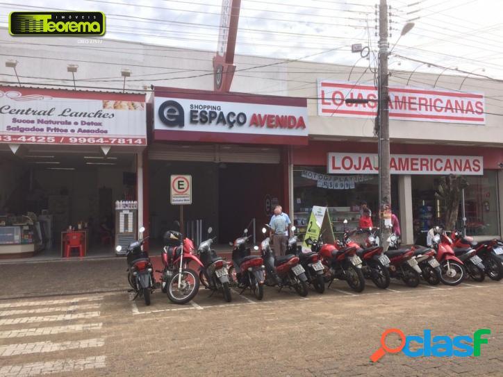 Shopping Espaço Avenida - Alugueis a partir de R$ 1.400,00