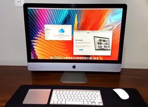 Apple iMac 27 3.1 Ghz I5 20gb Ram Com Ssd Muito Forte!
