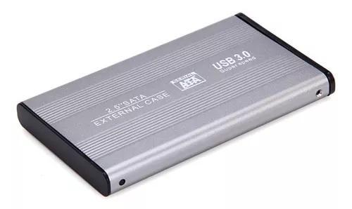 Case Para Hd 3.0 Externa Hd Sata 2,5 Notebook Xbox One Ps4