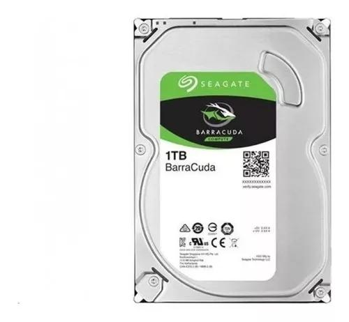Hd Sata 1tb Pc E Dvr Seagate 1tera Barracuda 7200rpm 3.5''