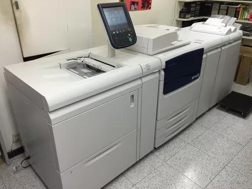Impressora E Copiadora Xerox Modelo J75 Color Press