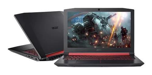 Queimão Notebook Gamer Acer Nitro 5 I7 Gtx 1050ti 4gb+hd