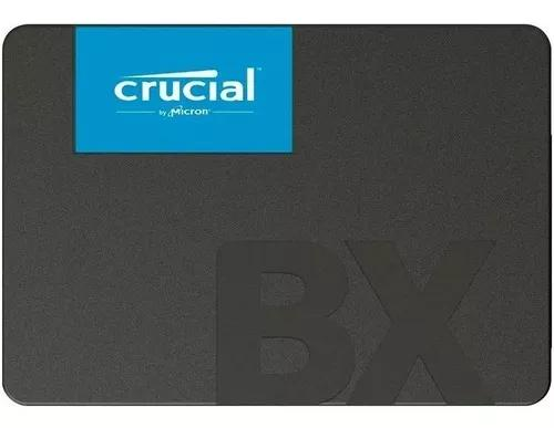 Ssd 960gb Crucial Bx500 3d Nand Original Micron Lacrado