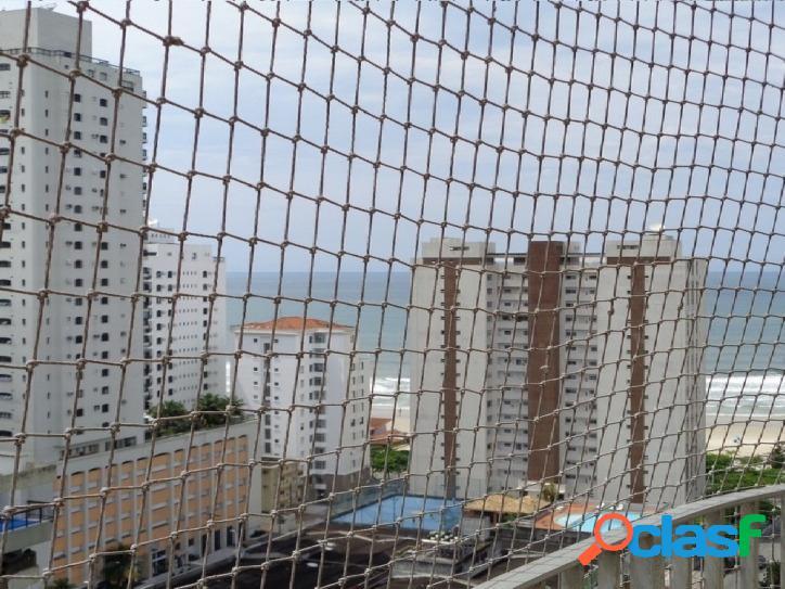 3 dormitórios Pitangueiras, Reformado! com vista para o