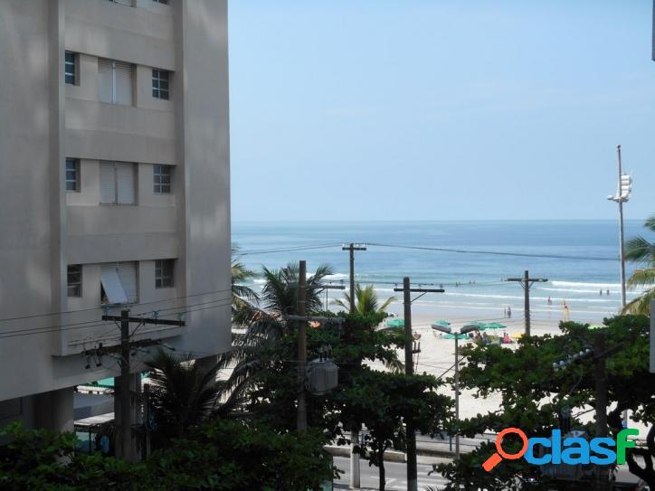 4 dormitórios Pitangueiras! Calçadão! Vista para o Mar!