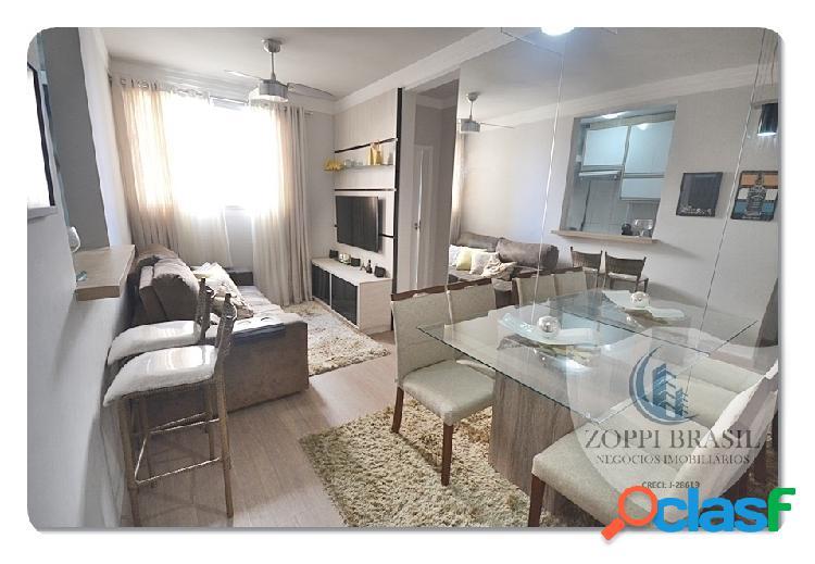 AP276 - Apartamento à Venda em Americana SP, Jardim