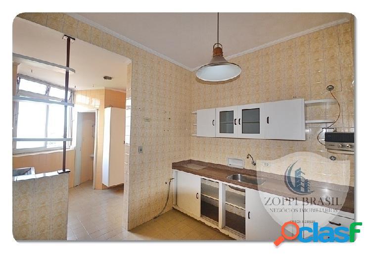 AP281 - Apartamento à Venda em Americana SP, Centro, 133,66