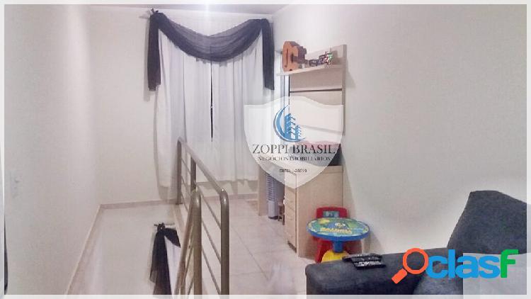 AP496 - Apartamento cobertura a venda em Americana, 136m².